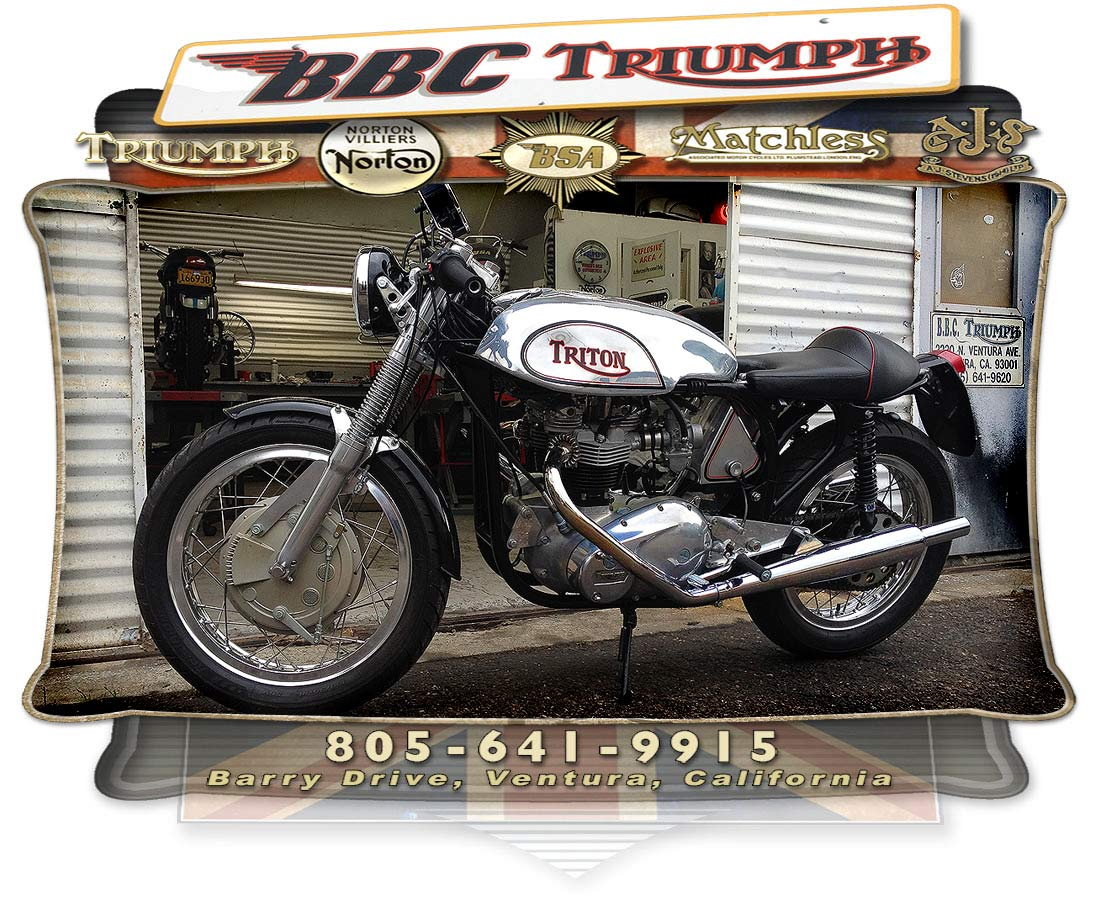 Bbc Triumph Southern Californias One Stop British Motorcycle Shop Velocette1958leenginediagramjpg Triton 2012